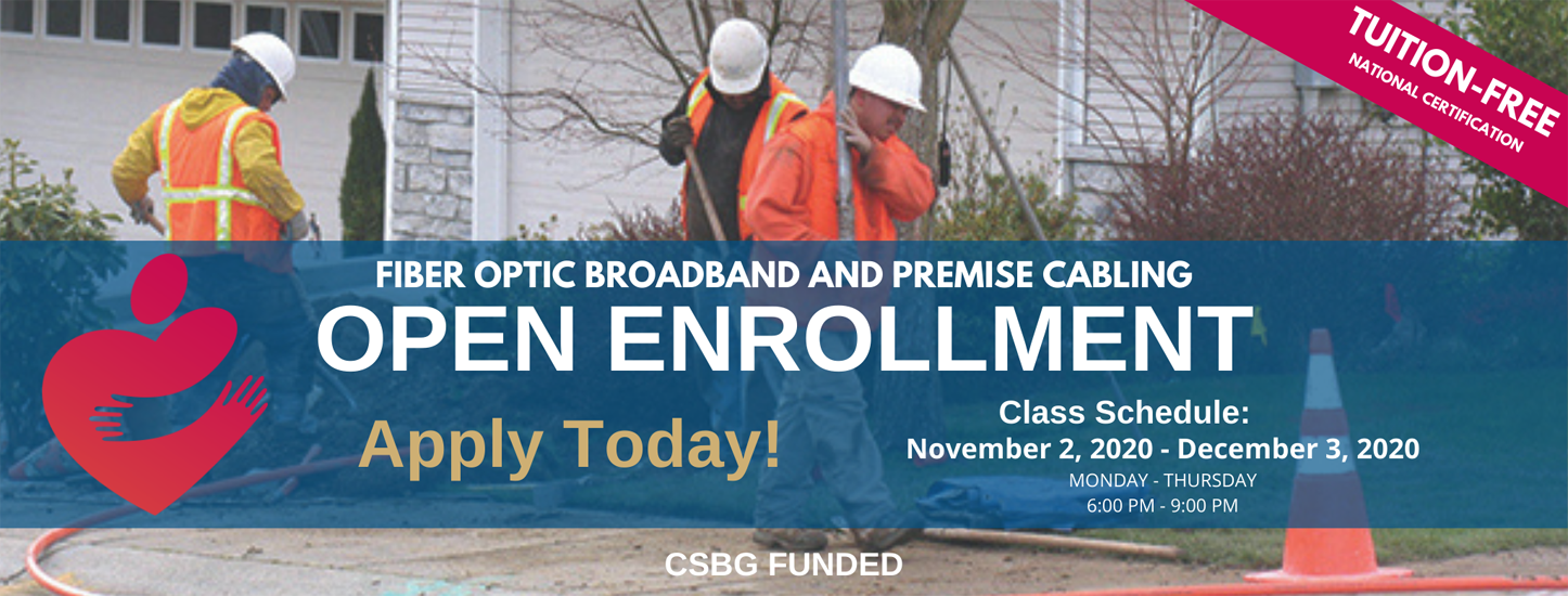 Fiber Optic Open Enrollment Updated
