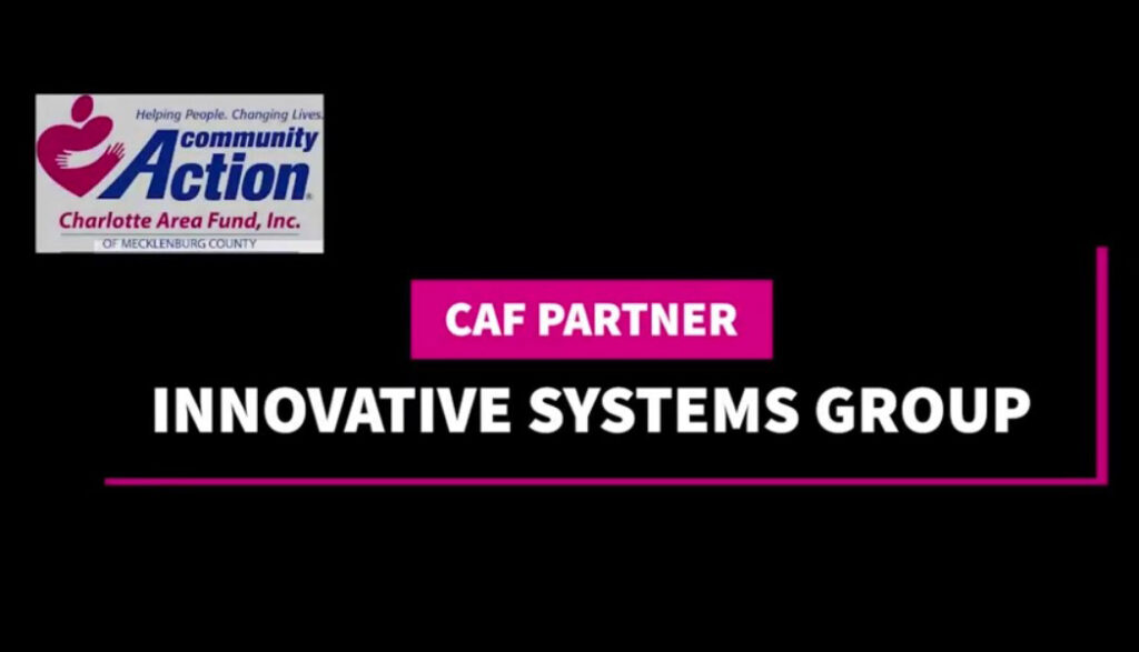 CAF-ISG-Partnership